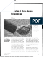 05. Portfolios Buyer supplier relationship- M Bensaou - 1999.pdf