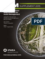 IIMM ISO Supplement 2015