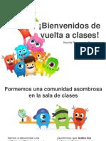 class dojo spanish