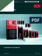 01. Manual de Sistema - Movidrive B - 16838017 En