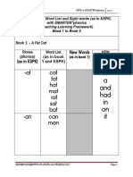 Mapping Integration of Word List and Sight words.pdf
