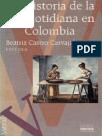 Castro_Vida Cotidiana en Colombiana