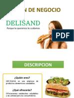 Plan de Negocio - Sandwich Saludables