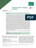 Pharmacologic Management of Type 2 Diabetes Mellitus: