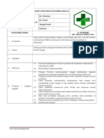 11. SOP Survey PHBS Institusi Rumah Tangga