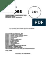 3491 Pacifico Colombiano
