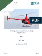 EASA Operational Suitability Data (OSD)