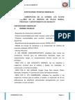Especificaciones Tecnicas Pavimento Rigido