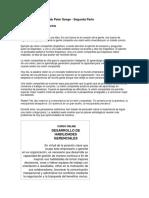 Resumen Del Libro La Quinta Disciplina de Peter Senge 2da Parte