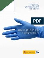 Guia Antisepticos Desinfectantes