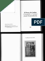 Joan Fontcuberta El Beso de Judas