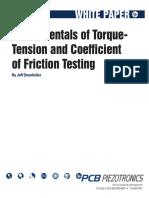 WPL 21 Fund Torque-Tension