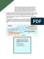 Cheque Certificado y de Gerencia