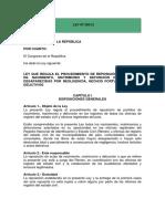 15.- LEY Nº 29312- REPOSICION DE PARTIDAS DE NACIMIENTO.pdf