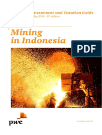 Indonesia Mining in Indonesia Survey 2016