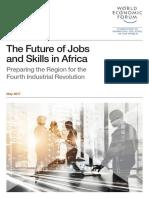 WEF EGW Future of Jobs Africa