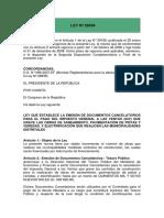 6.- LEY Nº 28938 - IGV MUNICIPALIDADES DISTRITALES.pdf