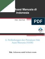 PKn 1- Hak Asasi Manusia Di Indonesia