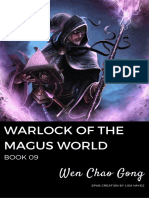 Warlock of the Magus World - Book 09