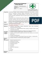 4.1.1.6 SOP Komunikasi Lintas Sektor