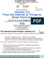 Industry 4.0(Thomas+Wahlster)