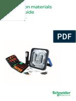 Installation Materials Guide