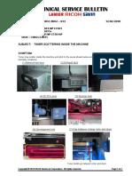 D081_TSB_013 Toner Scattering Inside the Machine