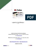 TAHO-upute2014