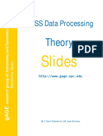 GNSS Data Processing Theory Slides