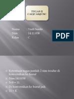 YUDI SUSILO 1411038