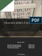 Preskas Trauma Kimia