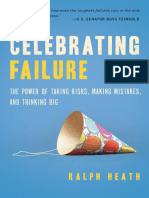 Celebrating FailureThe Power of Taking Risks, Making Mistakes and Thinking B(2009)