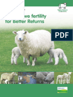 Manual 11 Target Ewe Fertility for Better Returns