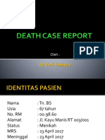 Death Case Report Ika