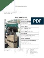 CC458 Data Sheet - GEA Westfalia