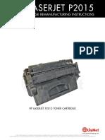 HP P2015 Reman Eng
