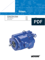 Variable and Fix Pump