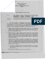 OCA Circular No.157 2006 Notarial Register Guidelines