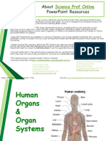 Organ Systems Lecture PPT VBC100