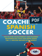 2013 - Coaching Spanish Soccer