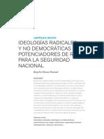 Ideologias Radicales Y No Democraticas