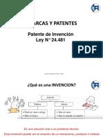 18Marcas y Patentes
