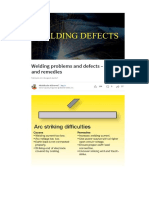 Welding Problems and Defects – Causes and Remedies _ Abdulkader Alshereef _ Pulse _ LinkedIn