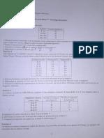 Exam Rsolus 2016 Statistique s1