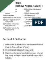 2.1 Pilar Negara Hukum Pancasila