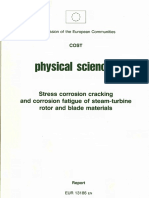 Stress Corrosion Crack and Corrosion Fatigue of Steam Turbine Rotor and Blade.pdf