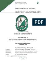 Informe Final de Seguimiento Al SIEPE