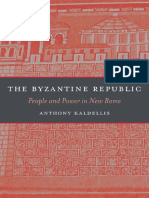 17. the Byzantine Republic People and Power in New Rome
