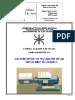 T.P.nº 4 ME II - Regulación GS- Hecho