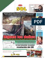 Diario El Sol Del Cusco 30 08 17